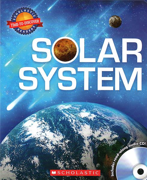 『說口好英文--第41週』--SOLAR SYSTEM /6書+1CD《暢銷書再版!! 》