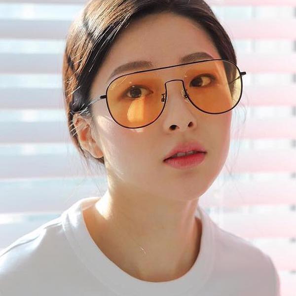 LASH 墨鏡 SCORN BK01 (霧黑) 雙槓 造型 韓國 太陽眼鏡 久必大眼鏡