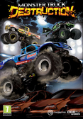 【意念數位館】怪獸卡車極限壓碎賽 ★ Monster Truck Destruction PC OS GAME 英文版