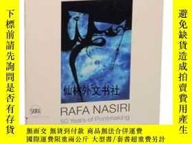 二手書博民逛書店【罕見】Rafa Nasiri 50 Years of Pain