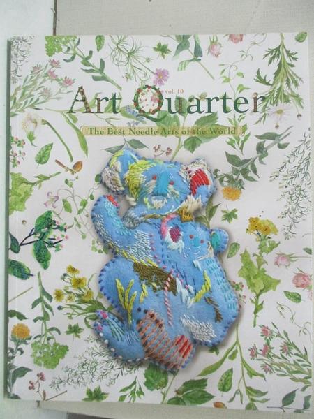 【書寶二手書T1/設計_DOY】Art Quarter vol.06-Meticulous Art III_陳姿穎