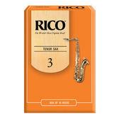 凱傑樂器 RICO 次中音 TENOR SAX 10片裝 薩克斯風 竹片 2號