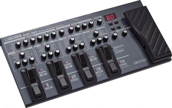 【金聲樂器】全新 BOSS ME-80/ME80 Effects 效果器 另附原廠整流器 分期0利率