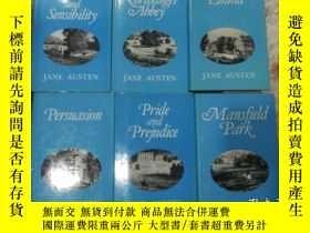 二手書博民逛書店罕見Jane Austen Complete Works Set
