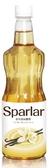 《SPARLAR食伯樂》來自50年的信譽保證【香草風味糖漿】750ml