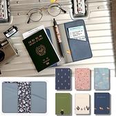 韓風 護照夾 動物 狐狸 韓版小清新 護照卡包 證件夾【RB469】