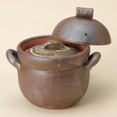 日本陶鍋【萬古燒】南蠻黑吹2合炊飯鍋 土鍋 砂鍋 日本製陶瓷