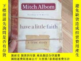 二手書博民逛書店have罕見a little faithY24487