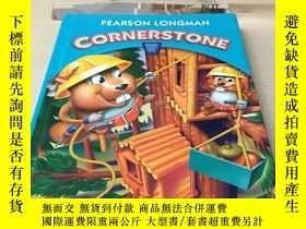 二手書博民逛書店美國進口培生二年級小學教材Longman罕見Pearson Cornerstone sb2 課本Y407156