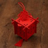 創意婚禮喜糖盒 中國風結婚喜糖盒木盒