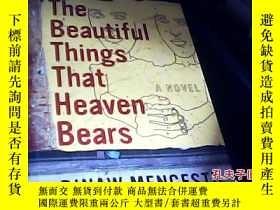 二手書博民逛書店the罕見beautiful things that heave