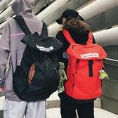 篮球袋 背包男雙肩包潮牌運動訓練包大學生書包ins時尚潮流籃球包頭盔包 城市科技