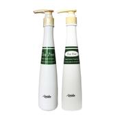 AMIDA茶樹洗髮精400ML+茶樹護髮素400ML