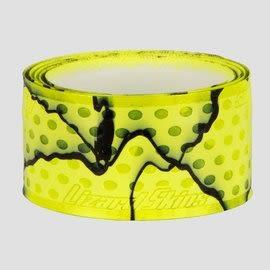 「野球魂中壢店」--「Lizard Skins」蜥蜴皮球棒握把布(黃×黑,厚度=1.1mm)