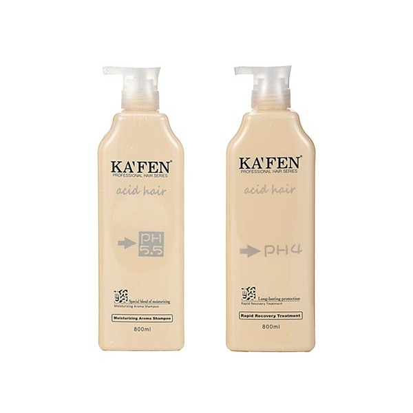 KAFEN acid hair亞希朵 酸蛋白保濕洗髮精/滋養霜(800ml) 2款可選【小三美日】