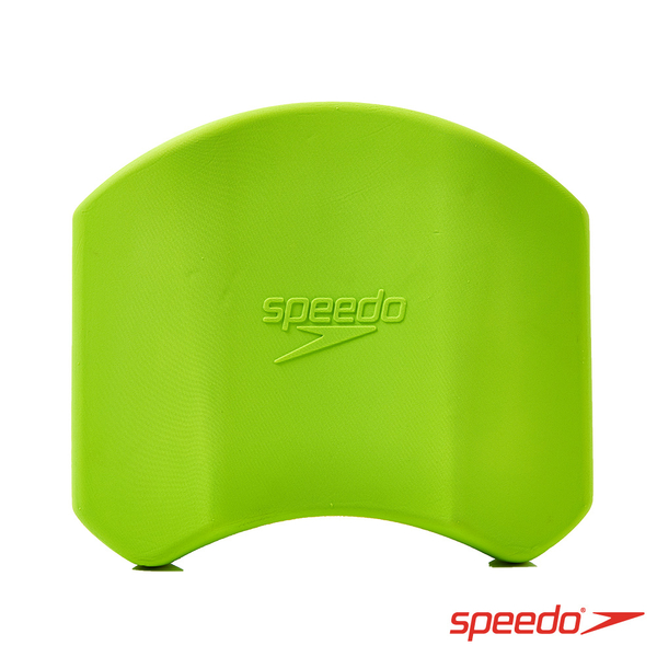 SPEEDO 成人 競技型浮板 Pullkick 萊姆綠【線上體育】SD801790C951