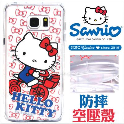 正版 Hello Kitty 三星 J7(2016)防摔殼空壓殼手機殼 三麗鷗