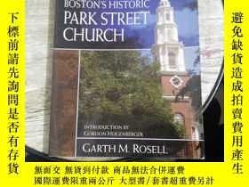 二手書博民逛書店Boston s罕見Historic Park Street ChurchY5803