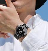 男手錶男士學生石英錶ins時尚潮流韓版男錶