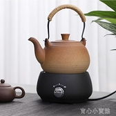電爐 直銷電陶爐茶爐陶瓷外殼電熱爐靜音煮茶爐不挑壺具小型煮茶器 新年優惠