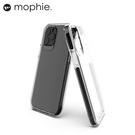 mophie軍用級5G晶透黑邊防摔蘋果手機殼 iPhone 12系列 4米防摔認證 D3O材料技術 防指紋抗變黃