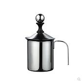 手動雙層不銹鋼打奶泡器咖啡奶泡機牛奶打奶器奶缸咖啡 - 風尚3C