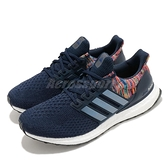 adidas 慢跑鞋 UltraBOOST DNA 藍 彩色 男鞋 女鞋 編織鞋面 Boost 運動鞋 【ACS】 FZ3806