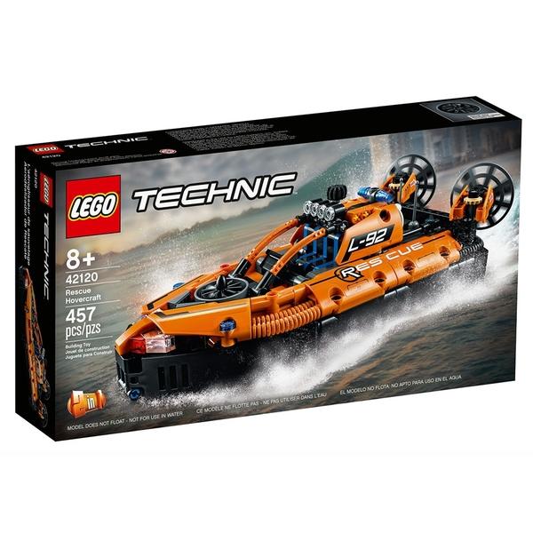 LEGO樂高 Technic系列 救援氣墊船_LG42120