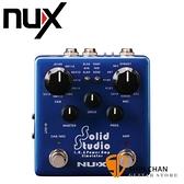 NUX Solid Studio 箱體模擬效果器【原廠公司貨一年保固】