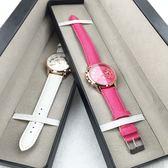 手錶收納盒 高檔PU手錶盒子收納盒禮品盒包裝盒手錶展示盒長方形手錶箱-凡屋
