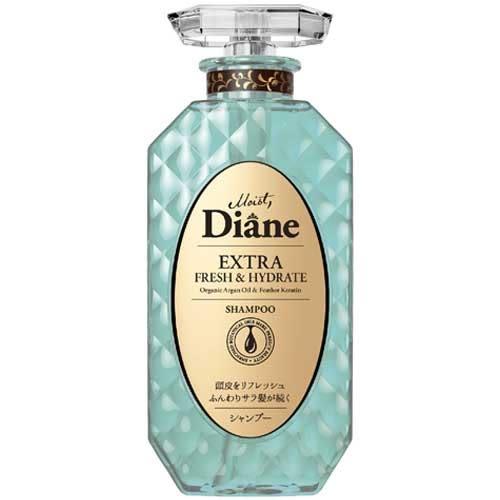 Moist Diane 黛絲恩 完美淨化極潤修護洗髮精 450ml