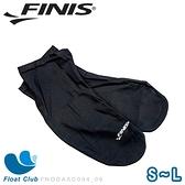 【FINIS】男女適用 多功能止滑襪 黑(S~L) 蹼泳 跑步 騎腳踏車等多功能使用