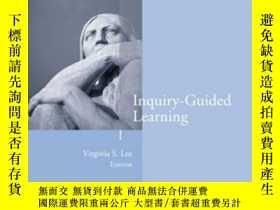 二手書博民逛書店Inquiry-Guided罕見Learning: New Directions for Teaching and