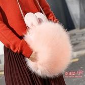 熱水袋 木葉兔子熱水袋充電暖手寶毛絨防爆萌萌可愛韓版充電暖寶寶暖水袋T 3色