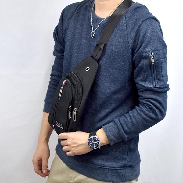 單肩包 輕便休閒貼身側背包NZCA6