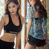 運動衣-S-2XL新款性感鏤空顯瘦透氣健身連帽運動衣Kiwi Shop奇異果0717【STD9387】