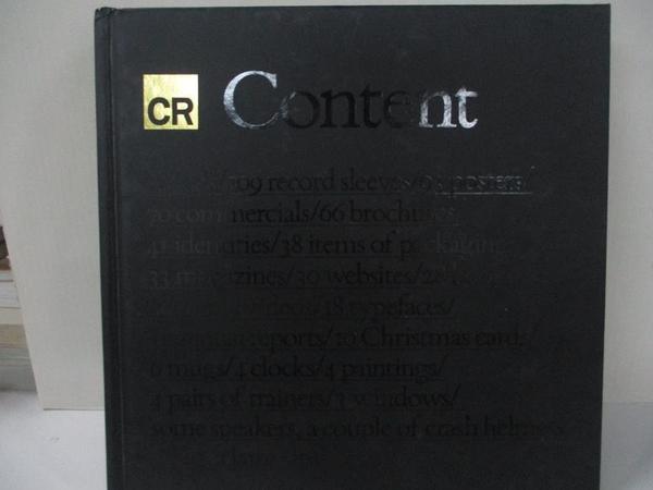【書寶二手書T8/設計_J8S】CR content : two years of Creative Review s showcase section_Gale, Nathan
