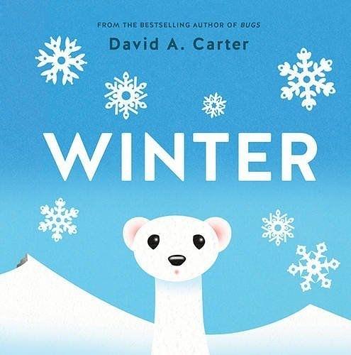 Winter:A Pop-Up Book 冬天降臨立體書