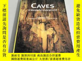 二手書博民逛書店Caves:罕見A Wonderful UndergroundY