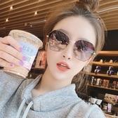 墨鏡女2020新款時尚韓版潮網紅防紫外線偏光ins大臉顯瘦太陽眼鏡
