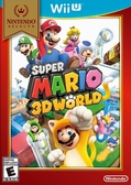 WiiU 任天堂精選:超級瑪利歐 3D 世界(美版代購)