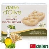 【土耳其dalan】頂級植粹按摩纖體皂 150g