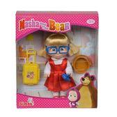 《 瑪莎與熊 mashabear 》表姊達莎╭★ JOYBUS玩具百貨
