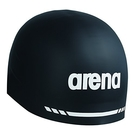*日光部屋* arena (公司貨)/ARN-5400-BLK 鋼盔式/競賽款/矽膠泳帽