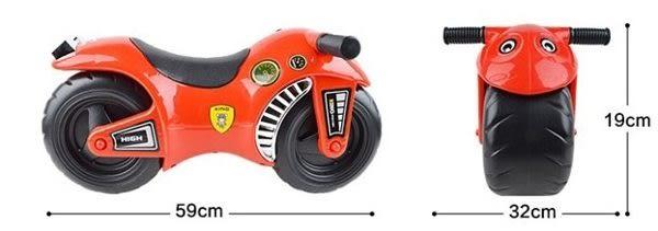 *粉粉寶貝玩具*摩托車造型滑步車 腳力車