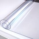 無味軟玻璃PVC桌布防水