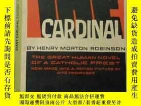 二手書博民逛書店The罕見cardinal 英文原版口袋書Y109818 Hen