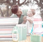 奶粉盒便攜式外出寶寶分裝盒便攜式外出迷你奶粉格 童趣潮品