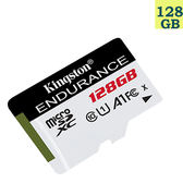 Kingston 128GB 128G microSDXC【95MB/s】microSD micro SD XC TF U1 A1 C10 SDCE/128GB 金士頓 記憶卡 行程記錄器
