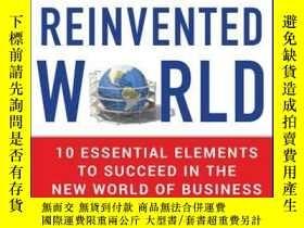 二手書博民逛書店Innovation罕見in a Reinvented World: 10 Essential Elements